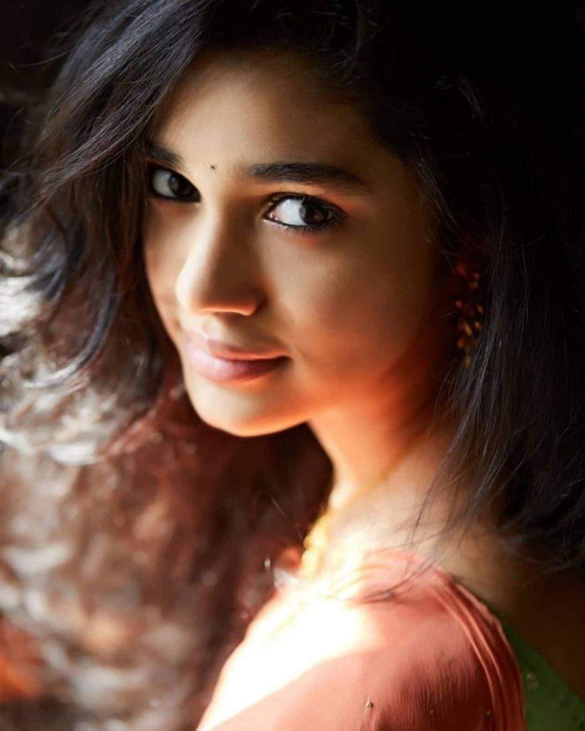 Uppena Heroine Krithi Shetty Stills