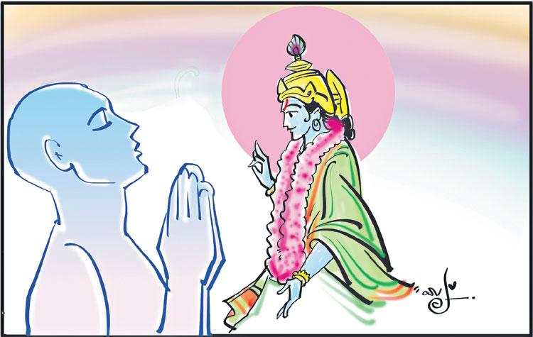సద్బుద్ధితోనే సమర్పణ భావం!