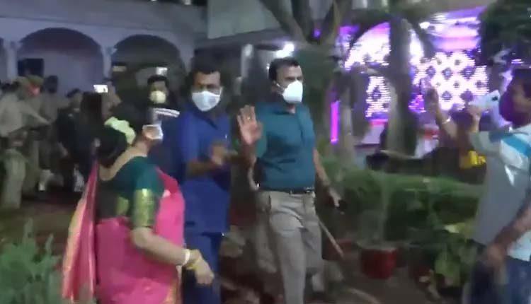 త్రిపుర కలెక్టర్ సస్పెండ్.. పెళ్లిలో వీరంగం ఫలితం!