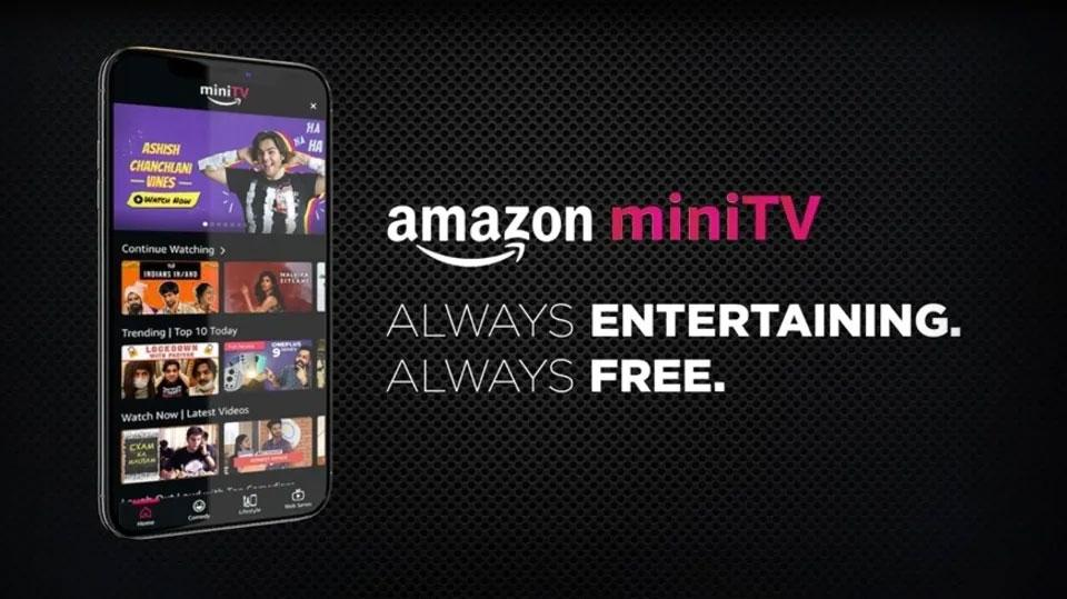 Amazon miniTV: అమెజాన్ మినీ టీవీ లాంచ్.. పూర్తిగా ఉచితం