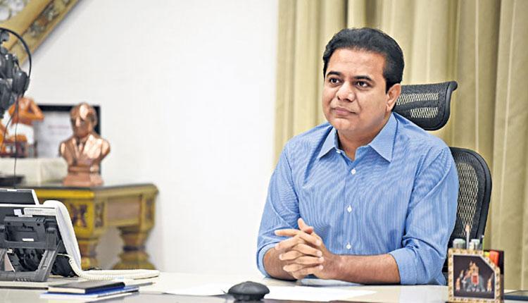 తెలంగాణలో కరోనా కట్టడికి చర్యలు : మంత్రి కేటీఆర్