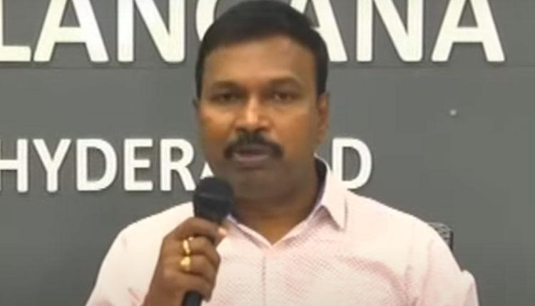 తెలంగాణలో కొత్తగా 2,261 పాజిటివ్ కేసులు