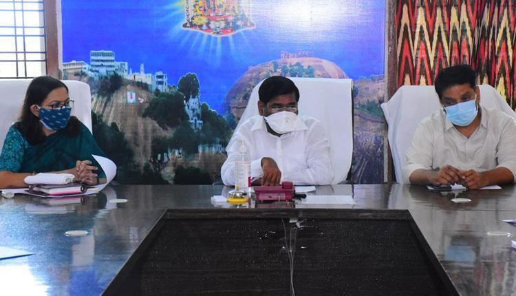 కరోనా కట్టడికి పకడ్బందీ చర్యలు : మంత్రి జగదీష్ రెడ్డి