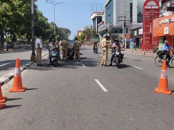 లాక్డౌన్ ఉల్లంఘన.. హైదరాబాద్ కమిషరేట్ పరిధిలో 5,858 మందిపై కేసులు