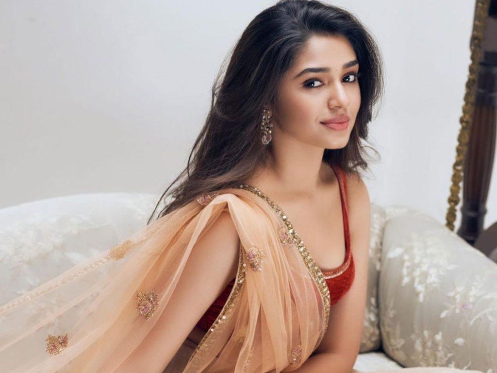 Krithi Shetty : తన కోరికను బయటపెట్టిన కృతి శెట్టి