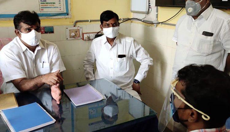 కేంద్రం ఉదారంగా వ్యాక్సినేషన్ను కేటాయించాలి : ఆందోల్ ఎమ్మెల్యే