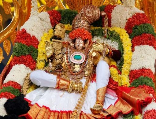 తిరుచానూరు పద్మావతి అమ్మవారి ఆలయ దర్శన వేళల్లో మార్పు