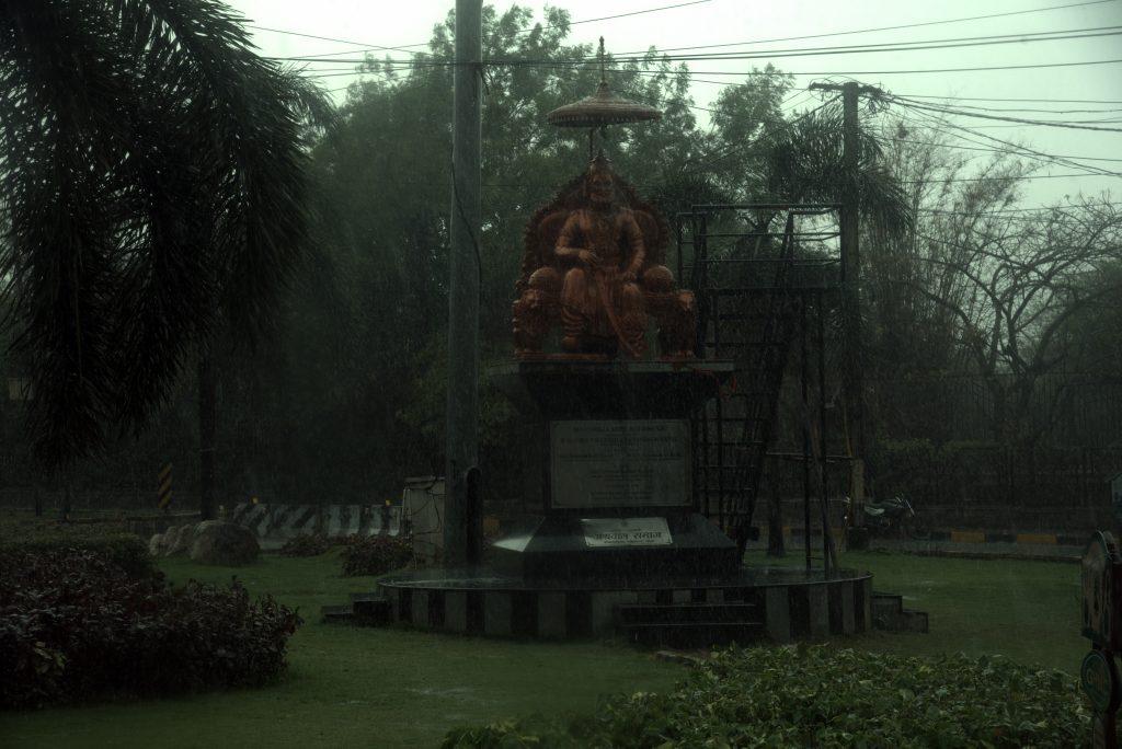 హైదరాబాద్లో భారీ వర్షం