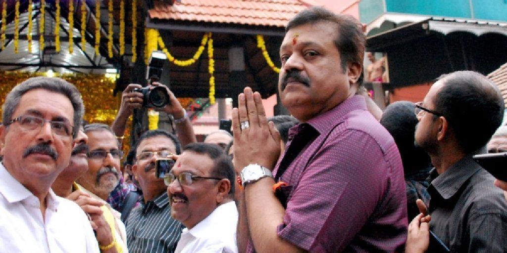 1500 ఓట్ల ఆధిక్యంలో సురేశ్ గోపి