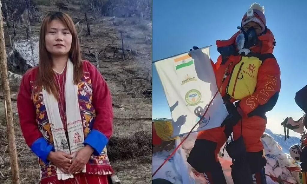 ఎవరెస్ట్ను అధిరోహించిన అరుణాచల్ ప్రదేశ్ యువతి