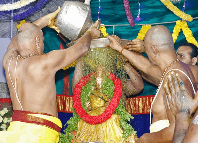 తిరుచానూరు శ్రీ పద్మావతి అమ్మవారి వసంతోత్సవాలు ప్రారంభం