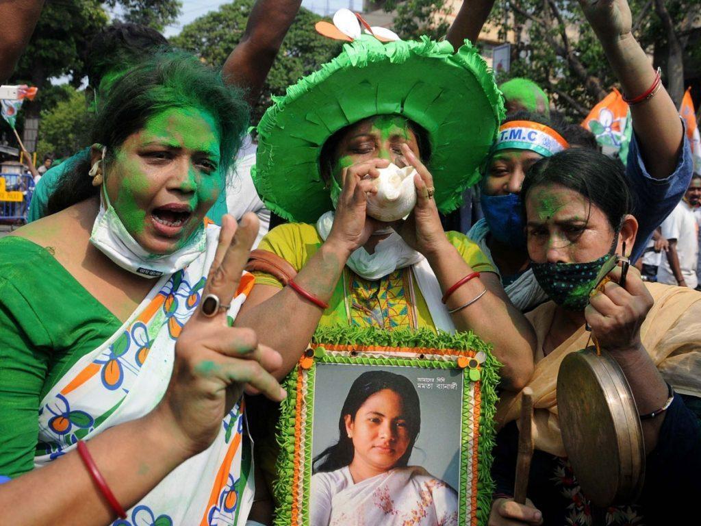 West Bengal Elections : దీదీ హ్యాట్రిక్ కు కలిసొచ్చిన అంశాలివే..