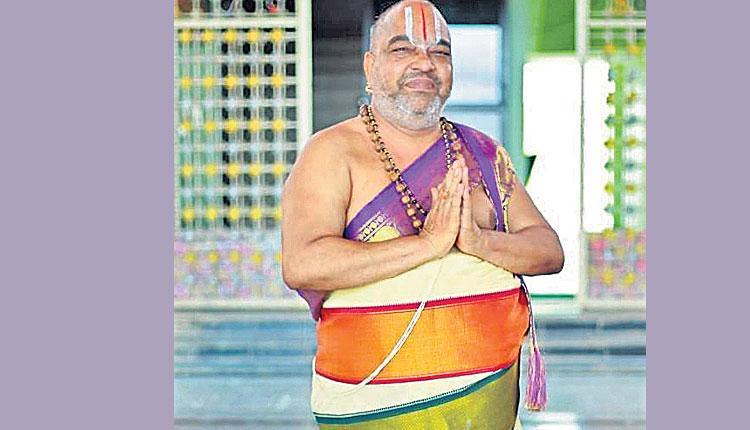 ఆగమరత్న చూడామణి.. నల్లందీగల్