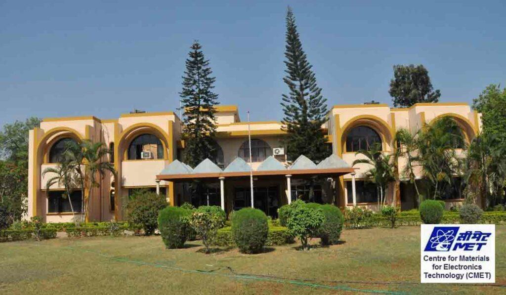 C-MET హైదరాబాద్లో ప్రాజెక్ట్ స్టాఫ్