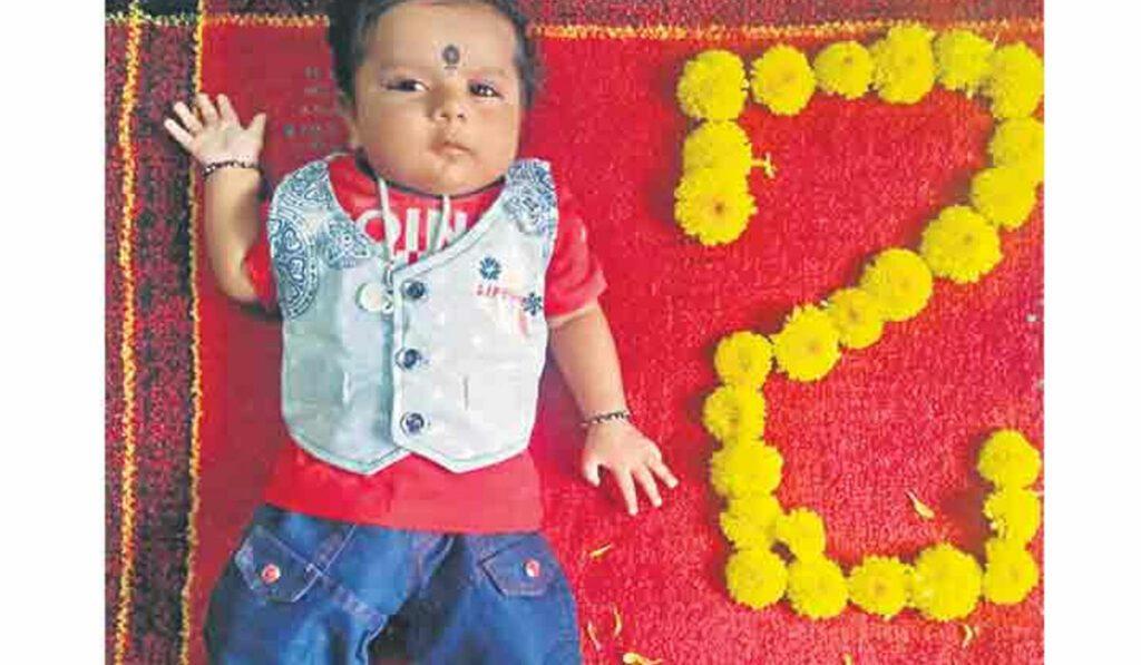 అనాజ్పూర్లో పసికందు హత్య.. చంపింది మేనత్తే..