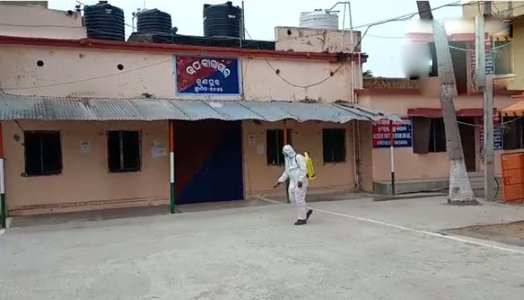 గునుపూర్ సబ్జైలులో కరోనా కలకలం