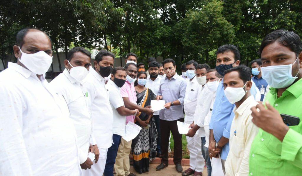 గంభీర్పూర్లో ఫుడ్ ప్రాసెసింగ్ జోన్ ఏర్పాటుకు వినతి