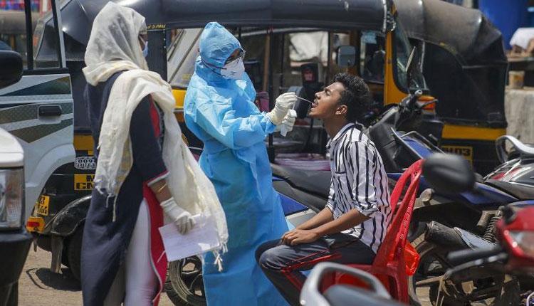 మహారాష్ట్రలో కొత్తగా 8,912 కరోనా కేసులు.. 257 మరణాలు