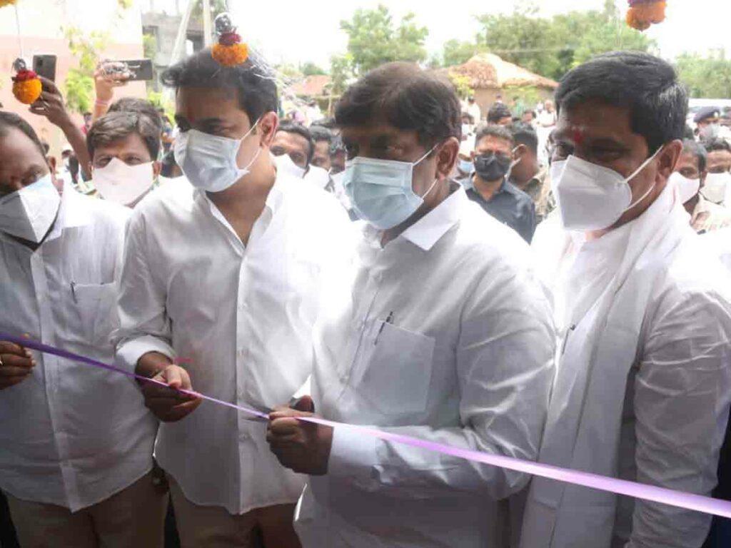కేసీఆర్ది పేదల ప్రభుత్వం : మంత్రి కేటీఆర్