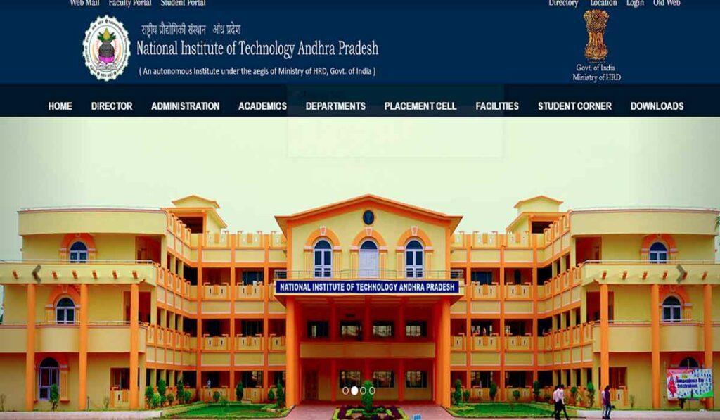 నిట్ ఆంధ్రప్రదేశ్లో నాన్ టీచింగ్ పోస్టులు