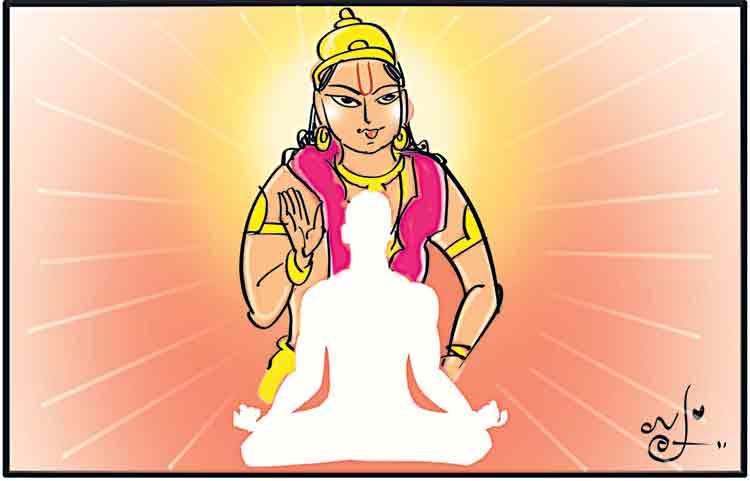 భక్తి లేని జ్ఞానం వృథా!