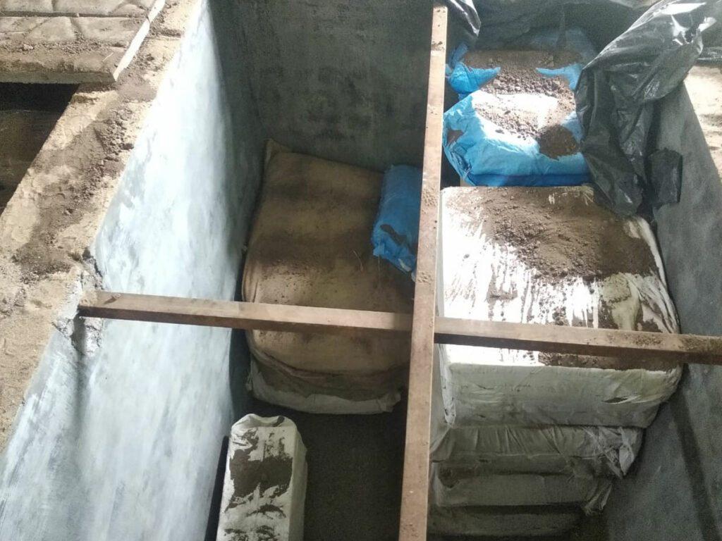 కాగజ్నగర్లో భారీ గుట్కా డంప్ స్వాధీనం
