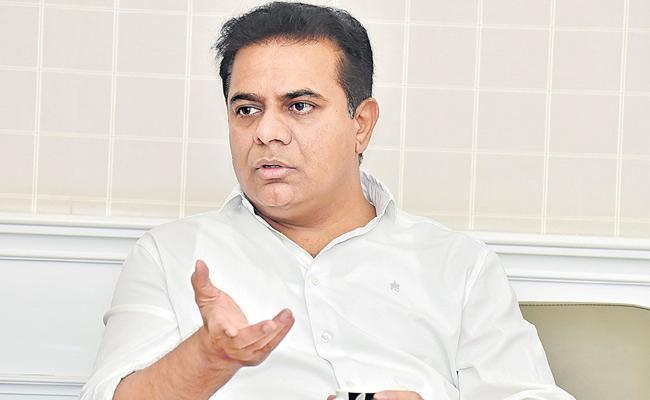 #AskKTR:  నెటిజన్ల ప్రశ్నలకు మంత్రి కేటీఆర్ సమాధానాలు