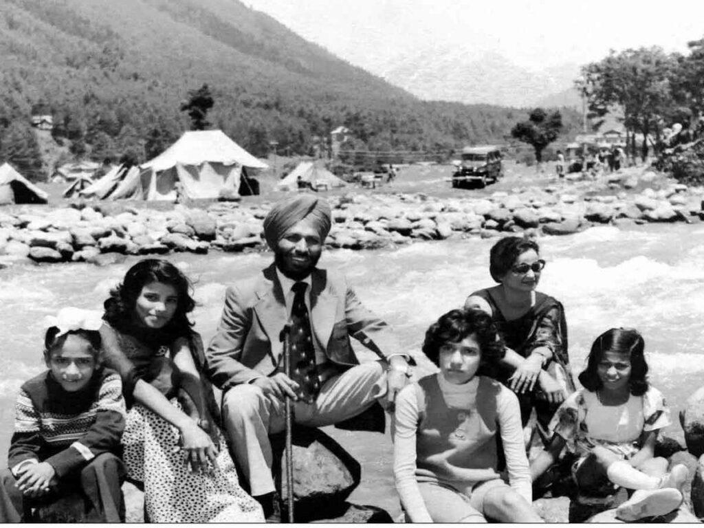 సాటిలేని స్ప్రింటర్.. మిల్కా సింగ్