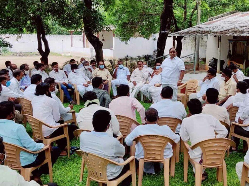 హుజురాబాద్లో టీఆర్ఎస్ భారీ మెజార్టీ సాధించాలి