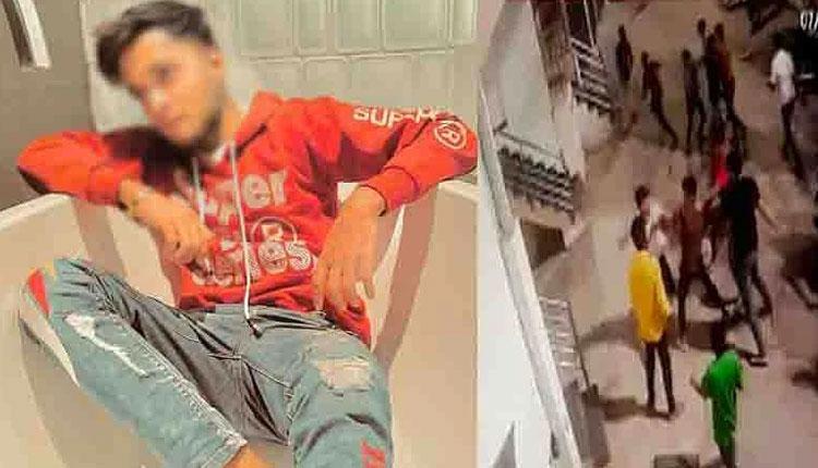 హత్య కేసులో ఇద్దరు బాలలు సహా ఆరుగురు అరెస్టు