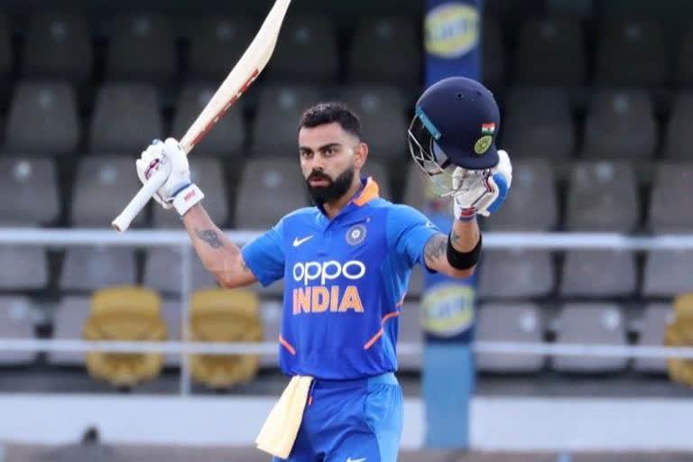 ICC ODI Rankings: రెండో ర్యాంకులో విరాట్ కోహ్లీ