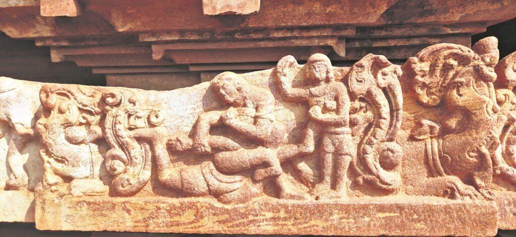 Ramappa Temple   ఇసుక పునాదిపై వెలిసిన అద్భుతం రామప్ప దేవాలయం