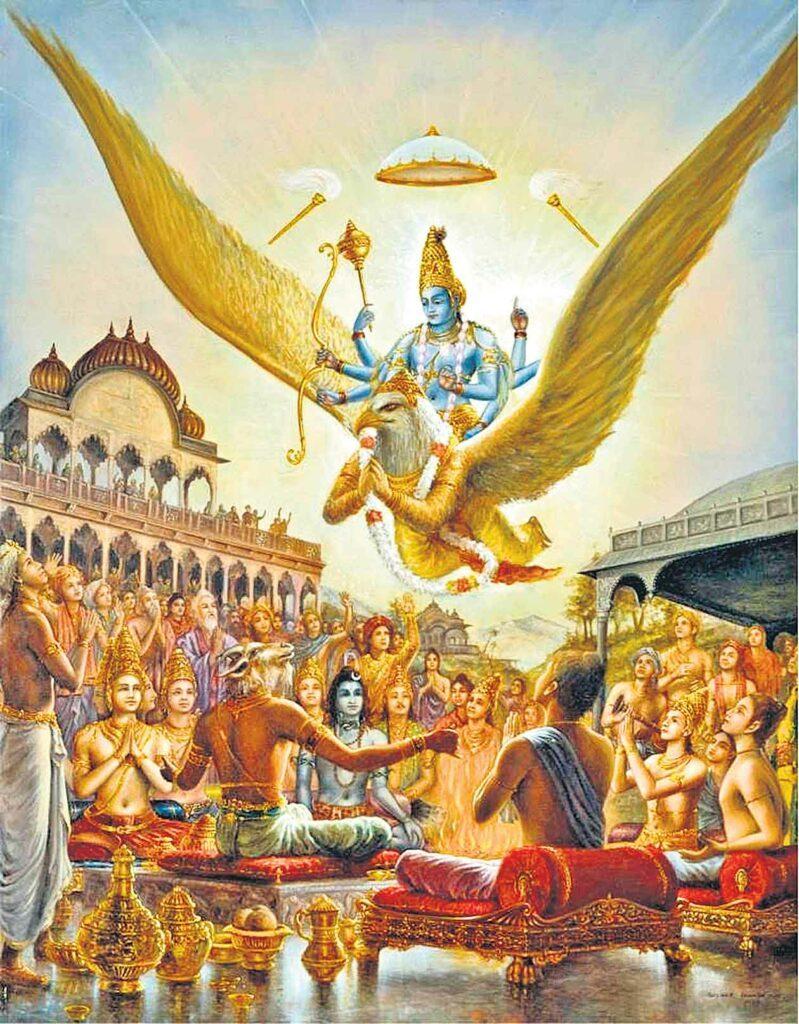 అజ ముఖం - అంతరార్థం