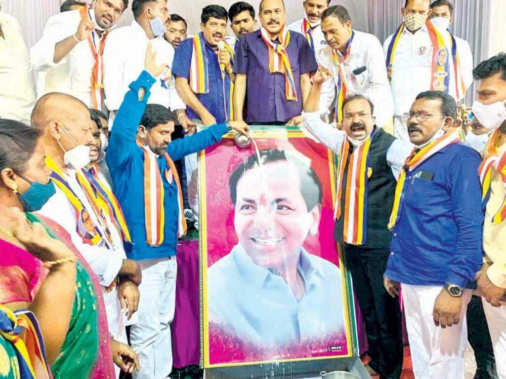 'దళిత సాధికారత' విప్లవాత్మక నిర్ణయం