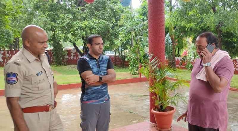వరద పరిస్థితిపై సీఎం కేసీఆర్ ఆరా