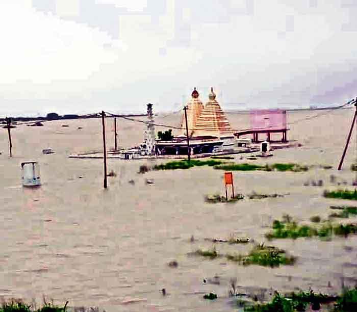 గోదావరి పరీవాహక ప్రాంతాల్లో హైఅలర్ట్