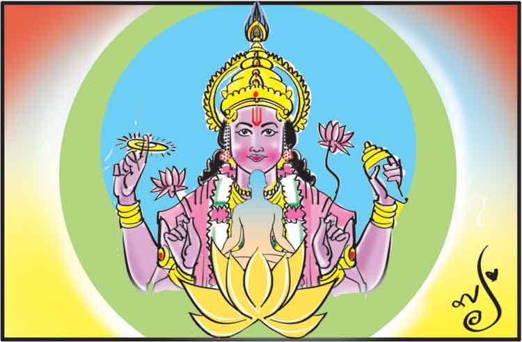 పరబ్రహ్మ సాక్షాత్కారం!