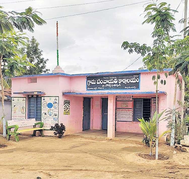 చేగిరెడ్డి ఘణాపూర్లో.. ఘన ప్రగతి