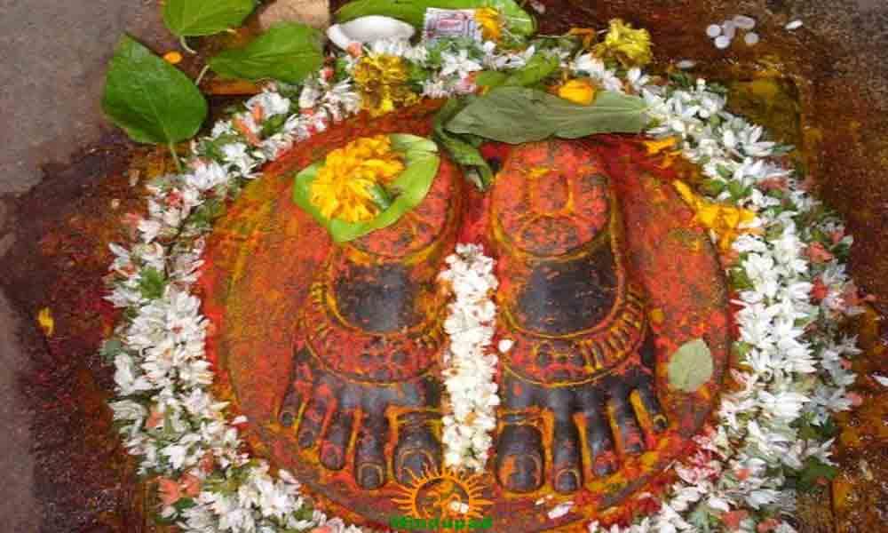 21న నారాయణగిరి శ్రీవారి పాదాల చెంత ఛత్రస్థాపనోత్సవం