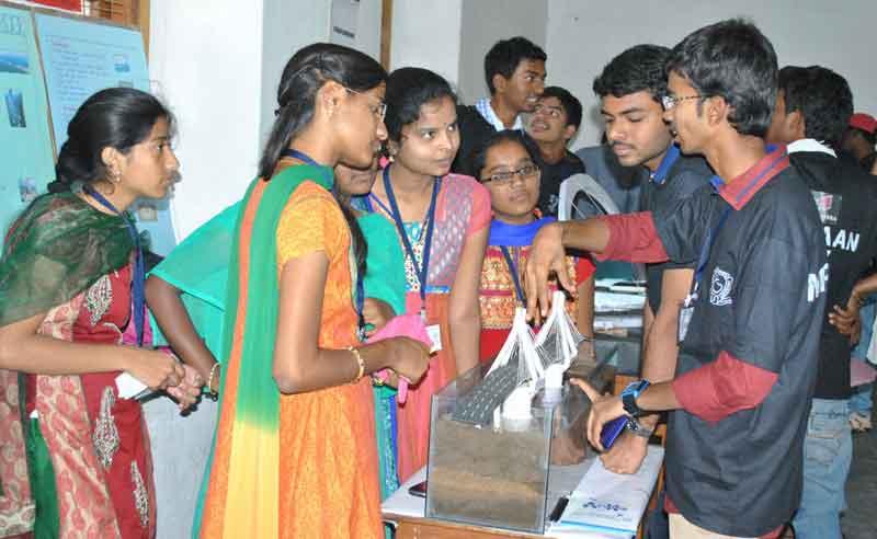 సిరిసిల్లలో జేఎన్టీయూ ఇంజినీరింగ్ కాలేజీ