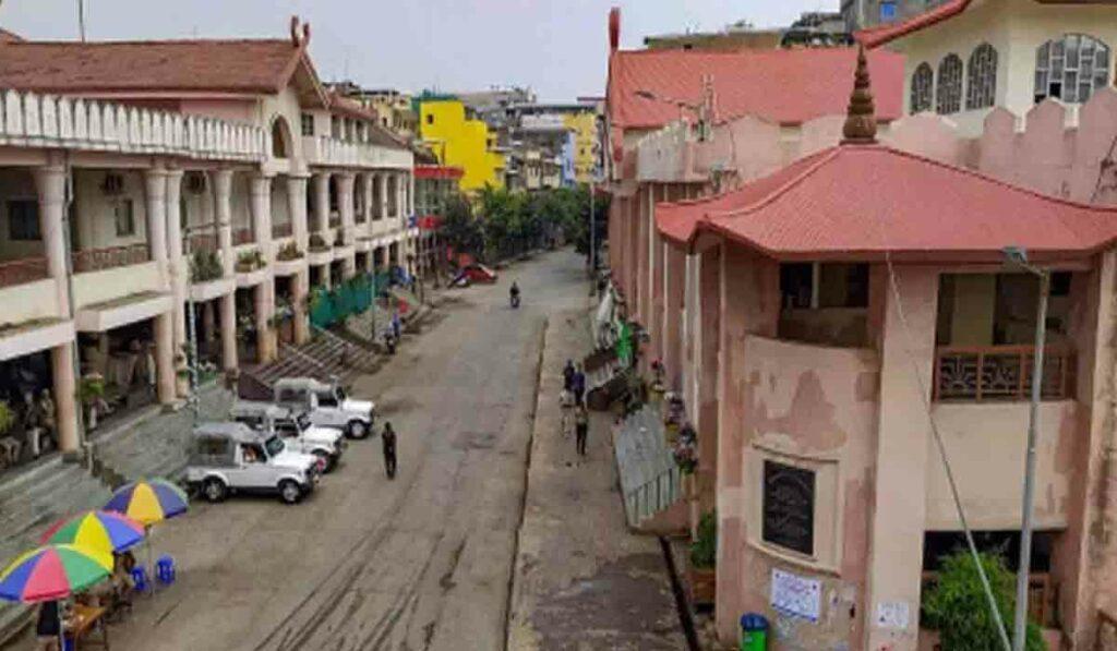 డెల్టా వేరియంట్.. మణిపూర్లో పదిరోజులు పూర్తిస్థాయి కర్ఫ్యూ