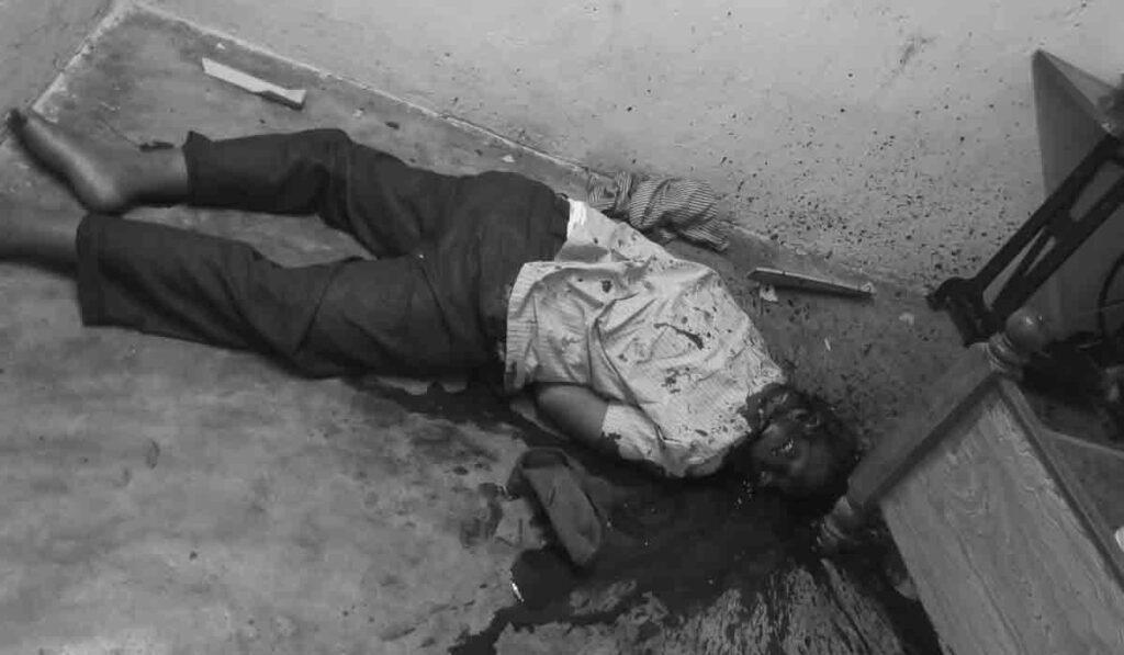 సనత్నగర్లో సెక్యూరిటీ గార్డ్ దారుణ హత్య