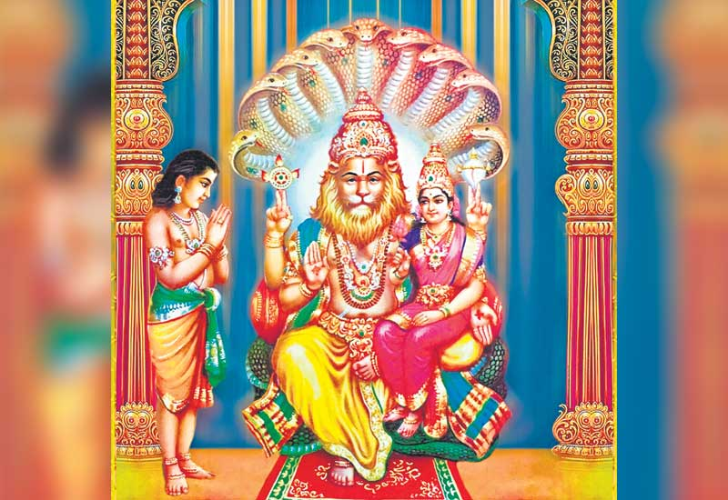 యాదాద్రి వైభవం