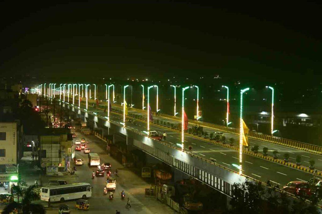 ట్రాఫిక్ కష్టాలకు చెక్ : ప్రారంభమైన బాలానగర్ ఫ్లైఓవర్