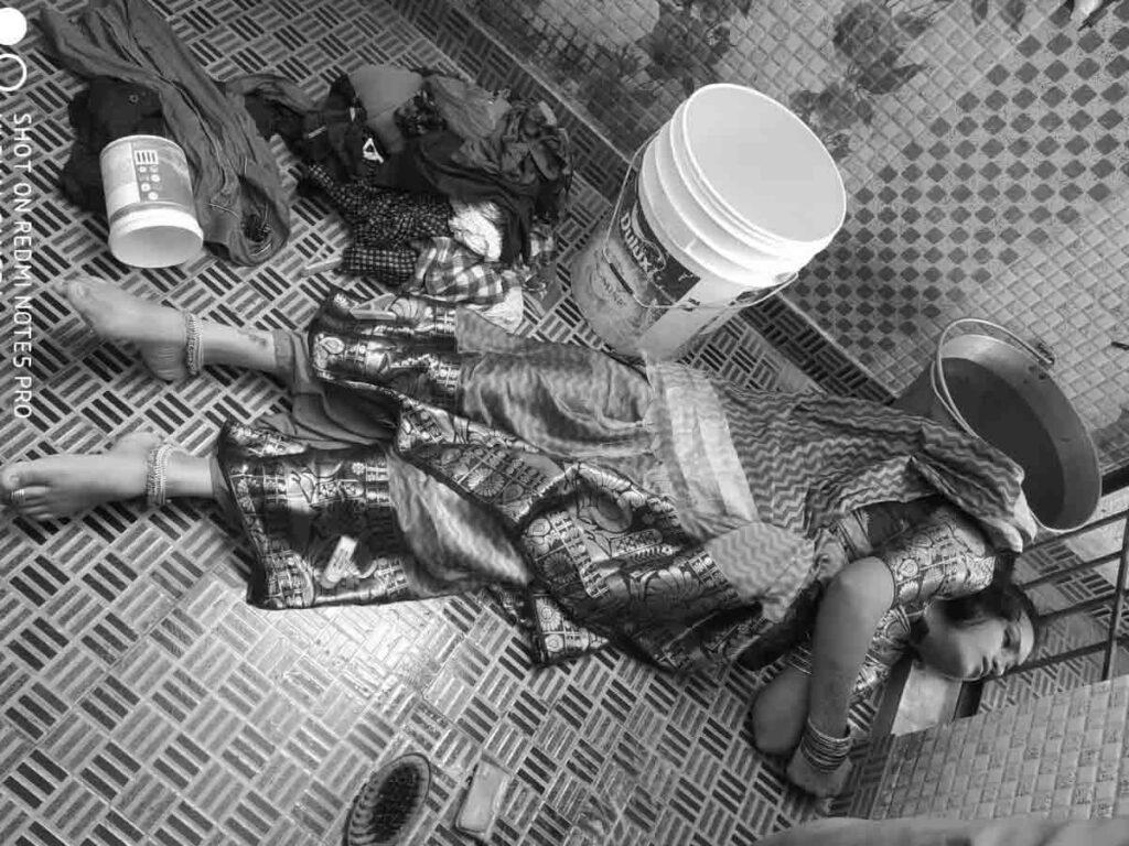 రామచంద్రపూర్లో కరెంట్ షాక్తో వివాహిత మృతి