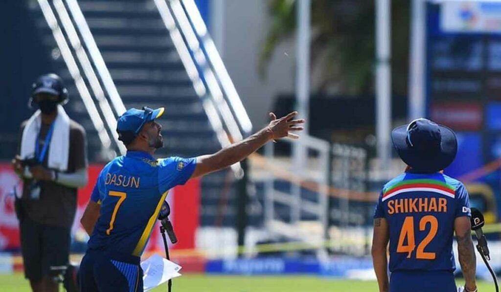 India vs Sri Lanka: టాస్ గెలిచి బ్యాటింగ్ ఎంచుకున్న శ్రీలంక