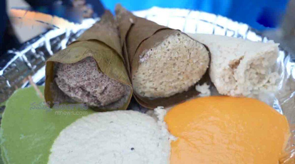 Healthy Food : మోదుగాకుల్లో మిల్లెట్ ఇడ్లీ.. సూపర్ టేస్ట్
