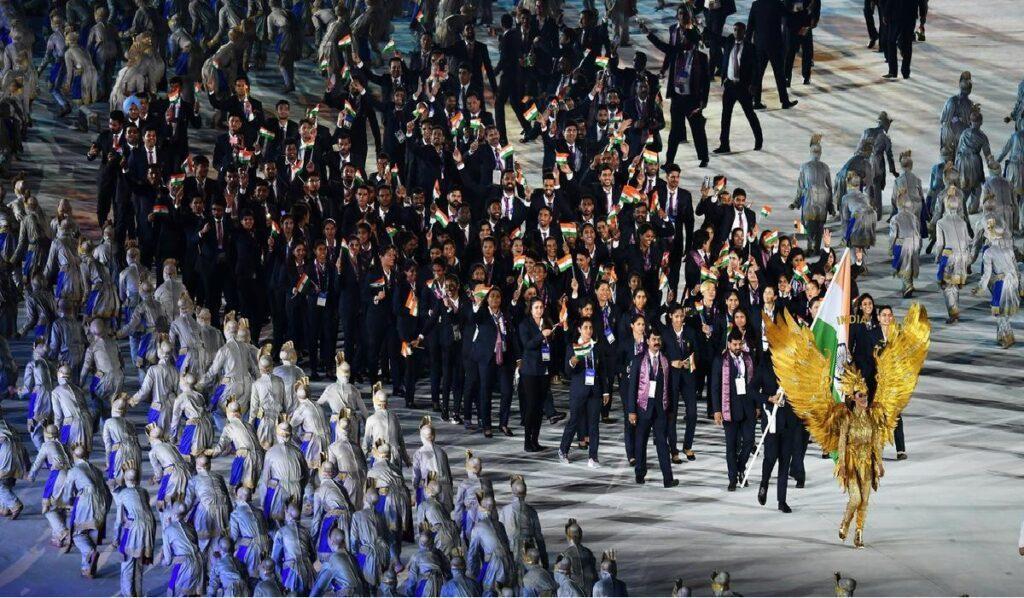 Tokyo Olympics.. ఓపెనింగ్ సెర్మనీలో 44 మంది ఇండియన్ అథ్లెట్లే