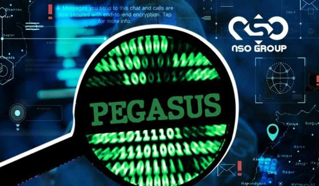 Pegasus Spyware  పెగాసస్ స్పైవేర్ బారిన పడ్డ జర్నలిస్టులు వీరే!