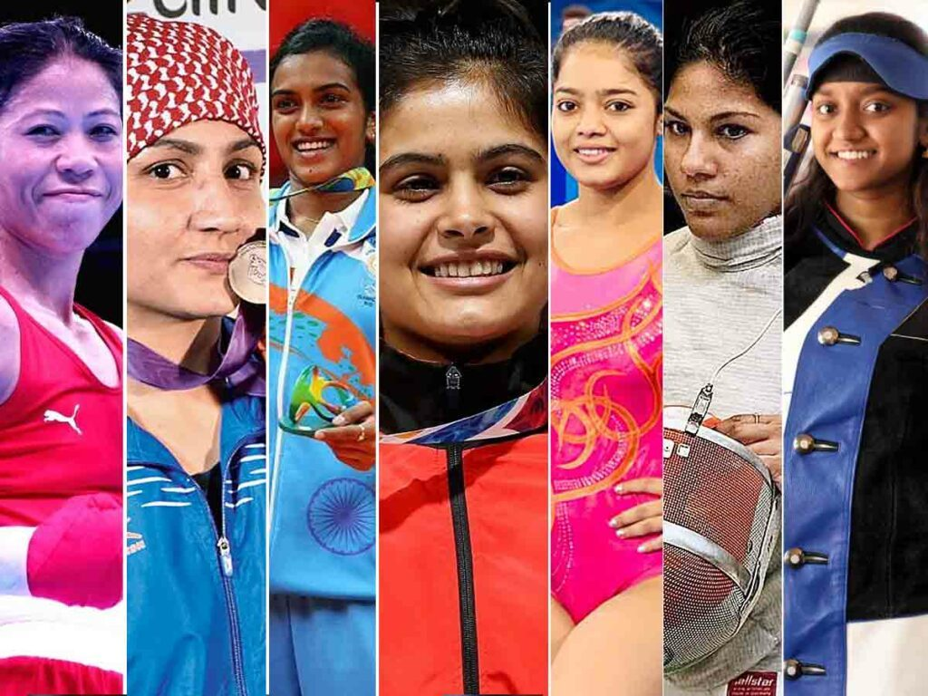 Tokyo Olympics : ఈ ఏడుగురు వనితల్లో స్వర్ణం తెచ్చేదెవరో